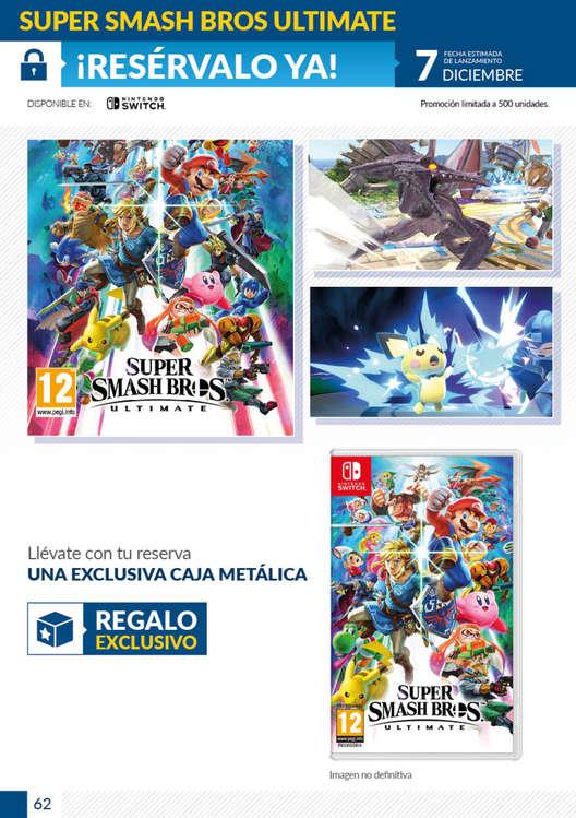 Comprar Juegos Nintendo Switch Barato En Antequera Ofertia