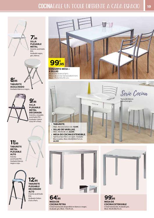 Comprar mesas de cocina barato en valladolid ofertia - Ofertas mesas de cocina ...