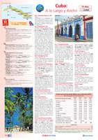 Ofertas de Viajes Cemo, Cuba 2017/18