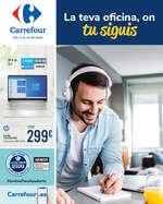 Ofertas de Carrefour, La teva oficina, on tu siguis