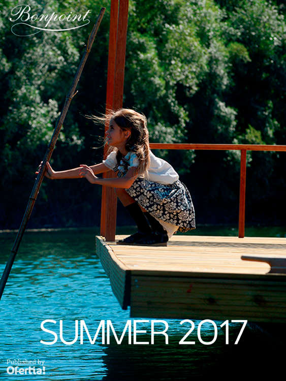 Ofertas de Bonpoint, Summer 2017 Collection