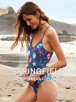 Ofertas de Springfield, The swimwear collection