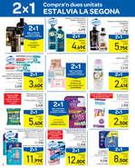 Ofertas de Carrefour, 2x1 - Compra'n dues unitats, estalvia la segona