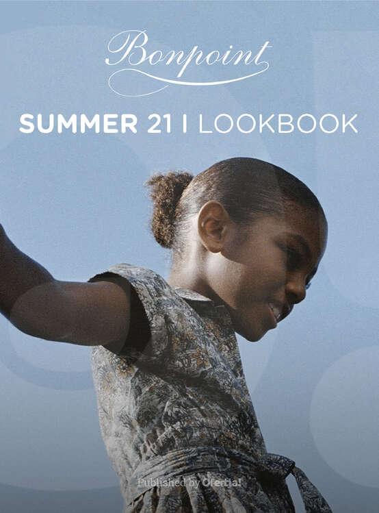 Ofertas de Bonpoint, Summer 21 Lookbook