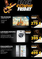 Ofertas de Euronics, Black Extreme Friday