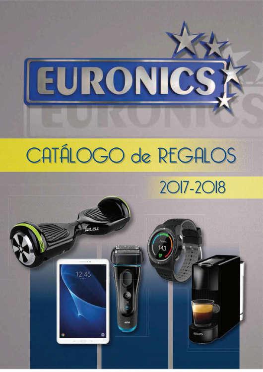 Ofertas de Euronics, Catálogo de regalos 2017-2018