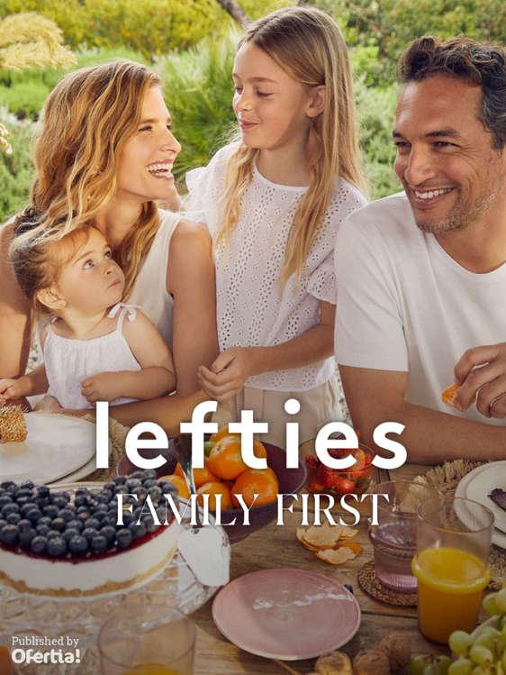 Ofertas de Lefties, Family First