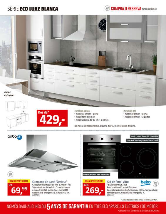 Comprar Muebles de cocina barato en L\'Hospitalet de Llobregat - Ofertia
