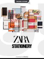 Ofertas de ZARA, Zara stationary