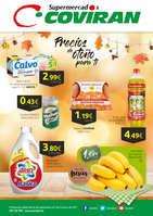 Ofertas de Supermercados Covirán, Precios de otoño para ti