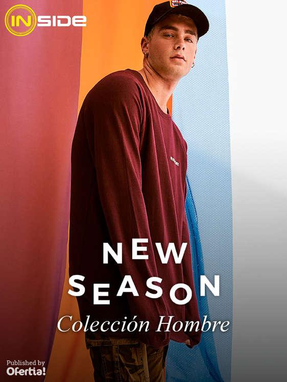 Ofertas de Inside, New Season - Colección Hombre