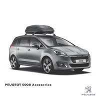 Accesorios del Peugeot 5008