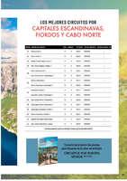 Ofertas de Halcón Viajes, Escandinavia, Rusia y Países Bálticos 2019-2020