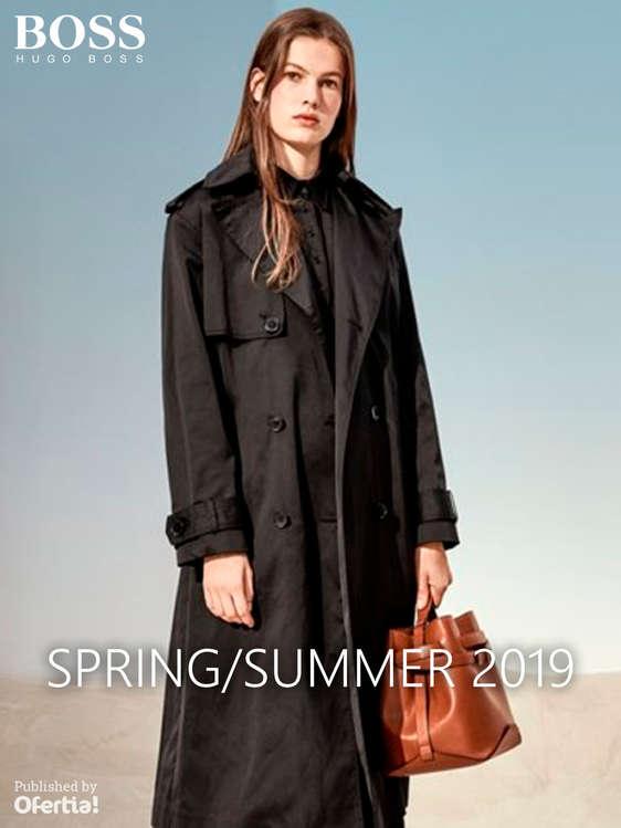 Ofertas de Hugo Boss, Spring Summer 2019