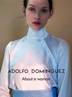 Ofertas de Adolfo Domínguez, About a Woman