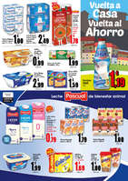 Ofertas de Unide Market, Vuelta a casa