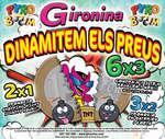 Ofertas de Pirotècnia Gironina, Dinamitem els preus
