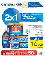 Ofertas de Carrefour, Compra'n dues unitats i estalvia en la segona
