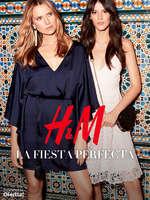 Ofertas de H&M, La fiesta perfecta