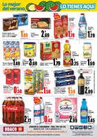 Ofertas de Supermercados Udaco, Lo mejor del verano, lo tienes aquí