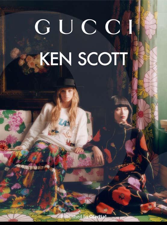 Ofertas de Gucci, Ken Scott