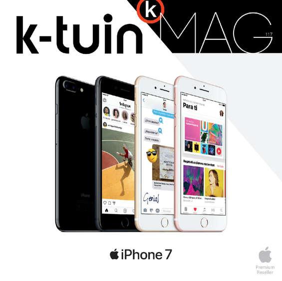 Ofertas de K-Tuin, K-tuin Mag 117