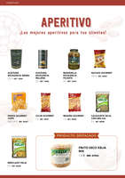 Ofertas de GM Cash & Carry, Aperitivo
