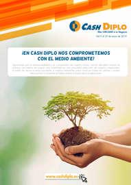 ¡En Cash Diplo nos comprometemos con el medio ambiente!