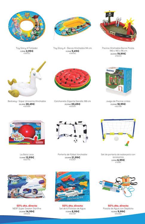 """Ofertas de Toys """"R"""" Us, Hasta -50% en artículos de Verano"""