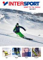 Ofertas de Intersport, Ski 2017
