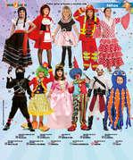 Ofertas de Juguetilandia, Disfraces de carnaval
