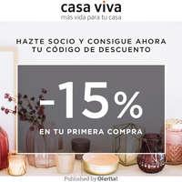 -15% en tu primera compra