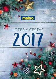 Lotes y cestas 2017