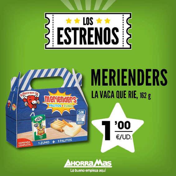 Ofertas de AhorraMas, Los Estrenos