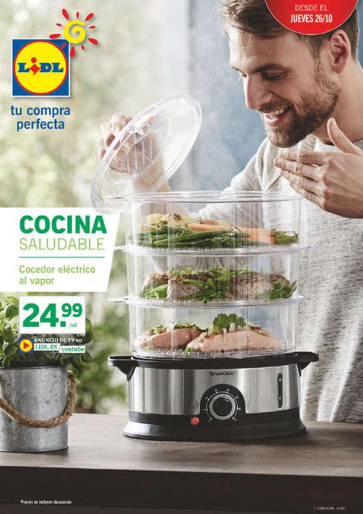 Ofertas de Lidl, Cocina Saludable