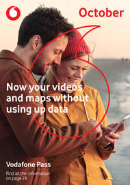 October - Now your videos and maps without using up data