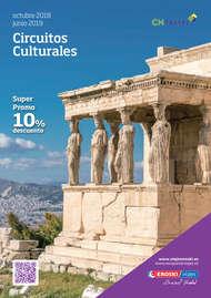 Circuitos culturales 2019