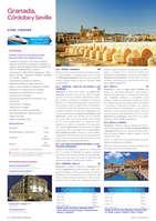 Ofertas de Eroski Viajes, Circuitos culturales 2019