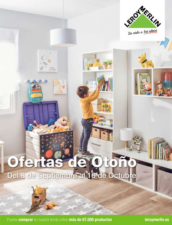 Leroy merlin las rozas de madrid ofertas cat logo y for Leroy merlin madrid catalogo