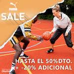 Ofertas de Puma, Sale! Hasta el 50% dto. + 20% adicional