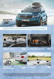 ¿Para qué quieres un coche si no es para disfrutar del frío Invierno?