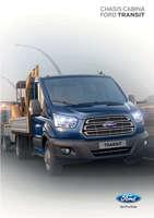 Ofertas de Ford, Transit Chasis