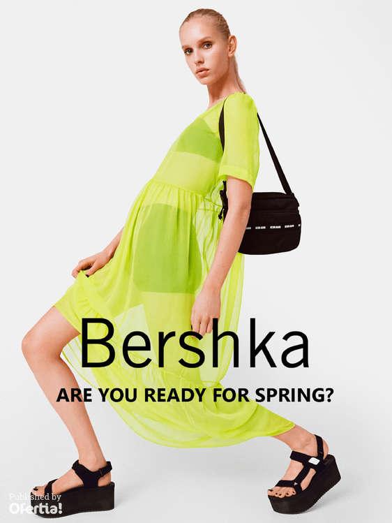 Ofertas de Bershka, Are you ready for spring?