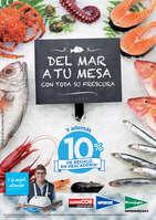 Ofertas de El Corte Inglés, Del mar a tu mesa con toda su frescura