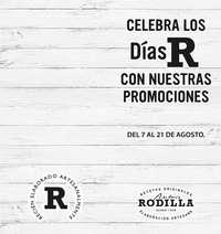 Celebra los días R