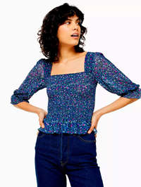 The Vancouver Blouse