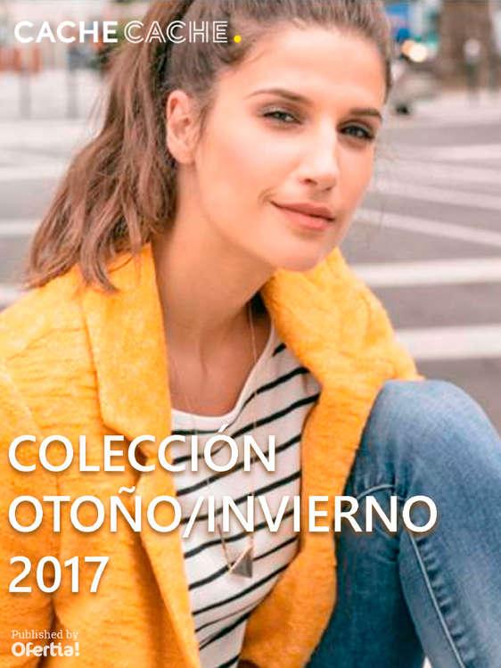 Ofertas de Cache Cache, Colección Otoño - Invierno 2017