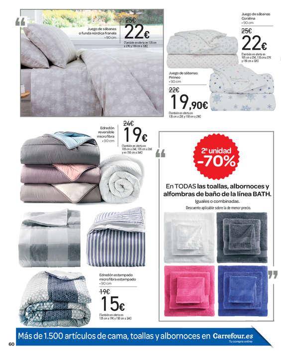 ofertas ropa de cama