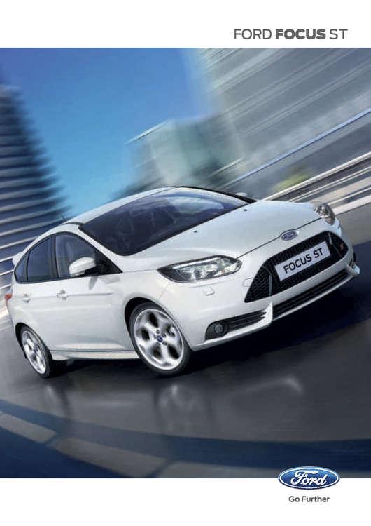 Ofertas de Ford, Ford Focus ST