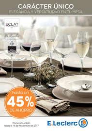 Elegancia y versatilidad en tu mesa